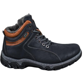 Insulated MCKEYLOR shoes navy