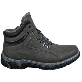 Insulated MCKEYLOR shoes grey