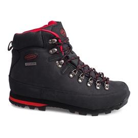 Professional Trekking Shoes 6540 Black