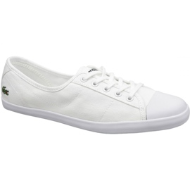 Lacoste Ziane Bl 2 Cfa W 737CFA006621G shoes white
