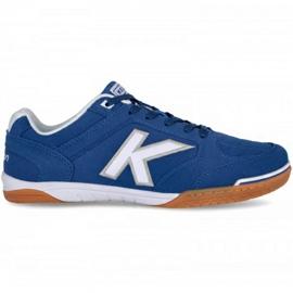 Kelme Precision Indoor 55211 0703 indoor shoes blue blue