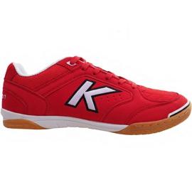 Kelme Precision Indoor 55211 0130 indoor shoes red red