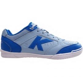 Indoor shoes Kelme Precision Elite 2.0 Indoor 55871 9421 blue blue