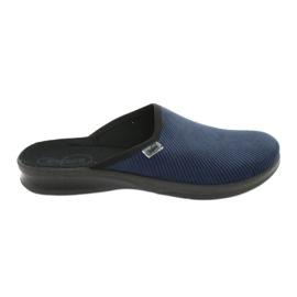 Befado men's shoes pu 548M019 navy