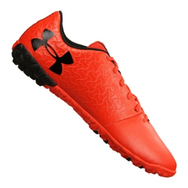 Under Armour Under Armor Magnetico Select Tf M 3000116-600 football shoes orange red