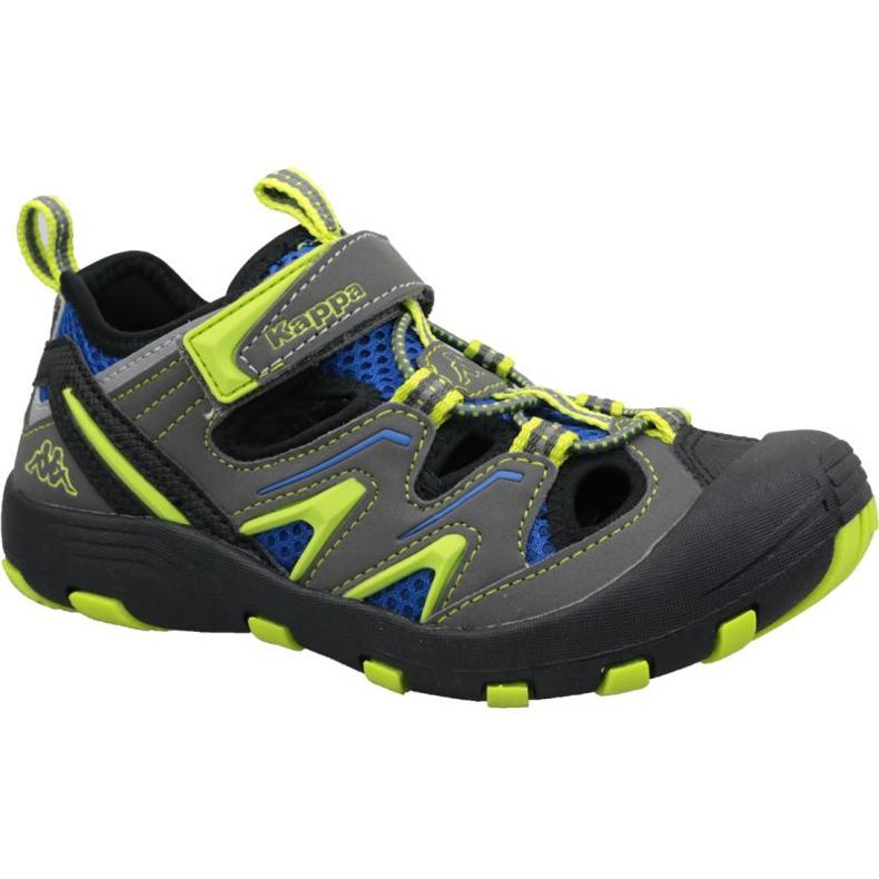 Kappa Reminder K 260682K1633 shoes grey