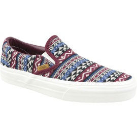 Vans Classic Slip-On W VN0A33TBLW4 multicolored