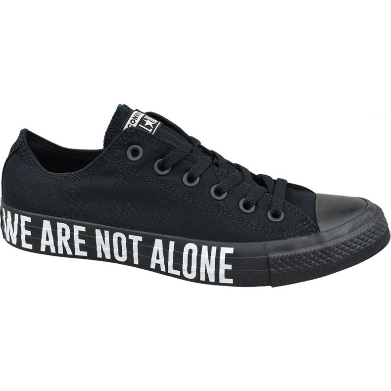 Converse Chuck Taylor All Star Ox M 165382C shoes black