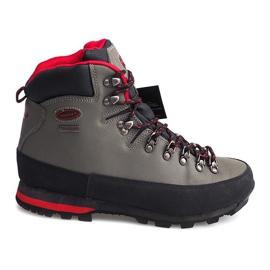 Professional Trekking Shoes 6540 Gray grey