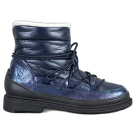 Textile Snow Boots VICES blue