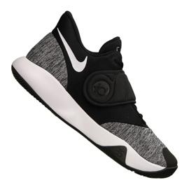 Nike Kd Trey 5 Vi M AA7067-001 shoes black black, gray / silver