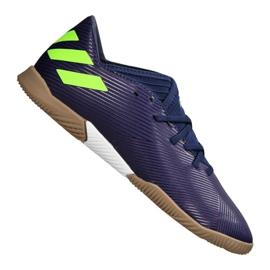Adidas Nemeziz Messi 19.3 In Jr EF1815 shoes navy blue violet