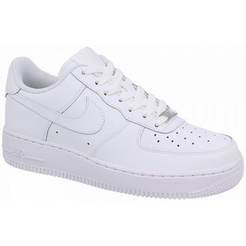 Nike Air force 1 Gs Jr 314192-117 shoes white