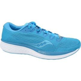 Saucony Jazz 21 running shoes in S10492-36 blue