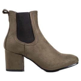 Bestelle Slip-on Ankle Boots