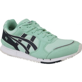 Asics Gel-Classic W H6G1N-7650 shoes green