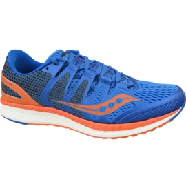 Saucony Liberty Iso M S20410-36 running shoes blue