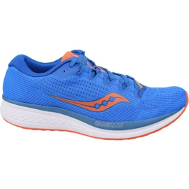 Saucony Jazz 21 M S20492-36 running shoes blue