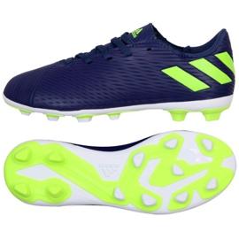 Adidas Nemeziz Messi 19.4 Fg Jr EF1816 shoes violet purple