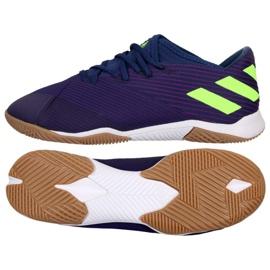 Adidas Nemeziz Messi 19.3 In M EF1812 shoes navy blue navy