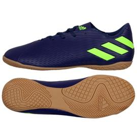 Adidas Nemeziz Messi 19.3 In M EF1810 shoes navy blue navy