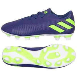 Adidas Nemeziz Messi 19.4 Fg M EF1807 shoes violet purple
