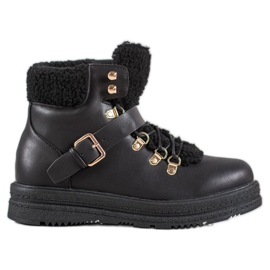 Stylish VICES Boots black