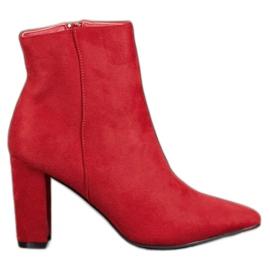 Super Me Sexy Heels red