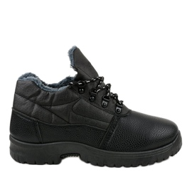 7M700 black trekking shoes