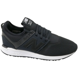 New Balance shoes in WRL247SK black