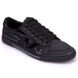 Material Sneakers A961 Black