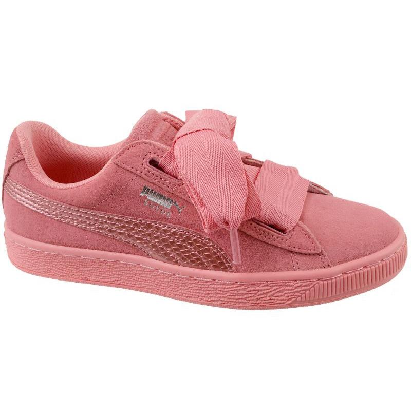 Puma Suede Heart Snk Jr 364918-05 shoes