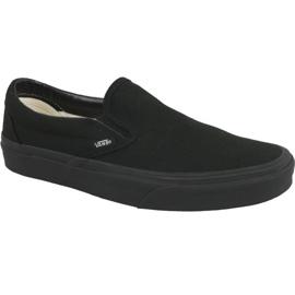 Vans Classic Slip-On shoes in Veyebka black