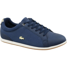 Lacoste Rey Lace 119 W shoes 737CFA0037NG5 navy