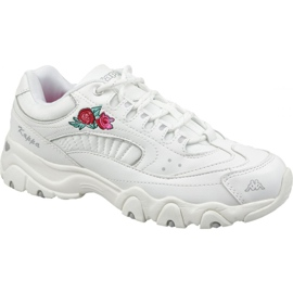Kappa Felicity Romance W shoes 242678-1010 white