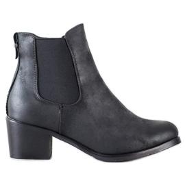 Goodin Comfortable Jodhpur boots black
