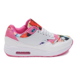 Sport Shoes Sneakers Sneakers Neon R-50 White