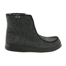 Befado men's shoes pu 996M004 grey