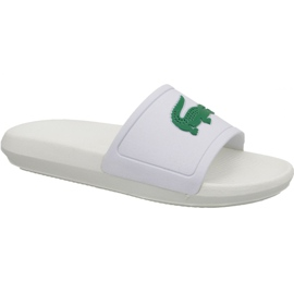 Lacoste Croco Slide 119 3 W slippers 737CFA0005082 white
