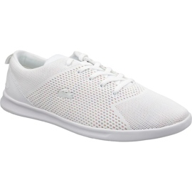 Lacoste Avenir Knit 119 2 W shoes 737SFA000721G white