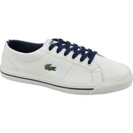 Lacoste Riberac 119 Jr shoes 737CUJ0020WN1 white