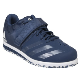 Adidas Powerlift 3.1 M CQ1772 training shoes navy