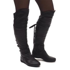 Boots Saszki Boots 66-11 Brown