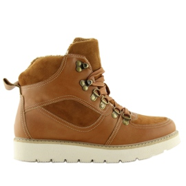 Brown Women's trappers 769-PA Camel II Type