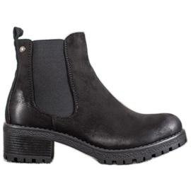Goodin Slip-on Jodhpur boots black