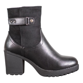 J. Star Warm Ankle Boots