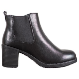 J. Star Ankle boots black
