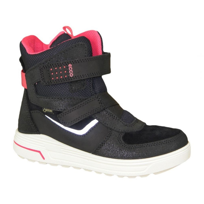 Ecco Urban Snowboarder Jr 72215250133 shoes black