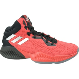 Adidas Mad Bounce 2018 M AH2693 shoes red