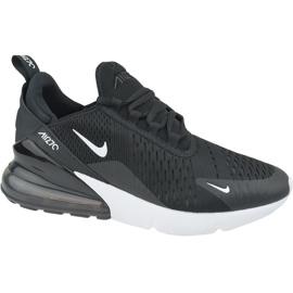 Nike Air Max 270 Gs Jr 943345-001 shoes black